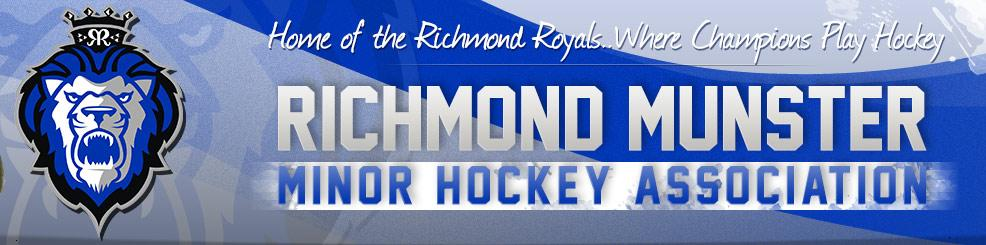 Richmond Munster Minor Hockey